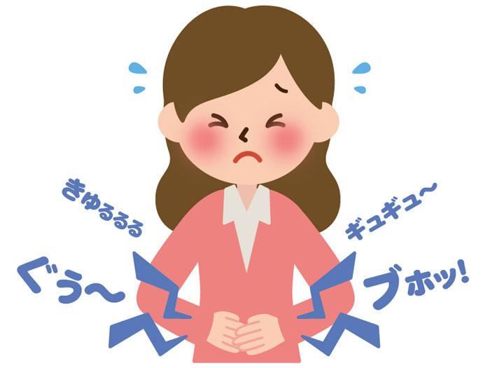お腹の音を止めたい!腹が鳴る原因 過敏性腸症候群と腹鳴恐怖症